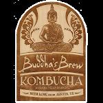 Logo for Buddha's Brew Kombucha