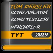 App TYT 2019 |TÜM DERSLER -KONU ANLATIM-TEST ve DENEME APK for Windows Phone