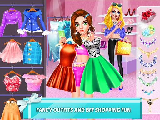 Mall Girl: Rich Girls Shopping u2764 Dress up Games 1.0 screenshots 3