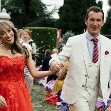 Wedding photographer Zibi Kedziora (coupleoflondon). Photo of 17.02.2019