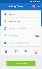 Runtastic Running & Fitness Screenshot 3