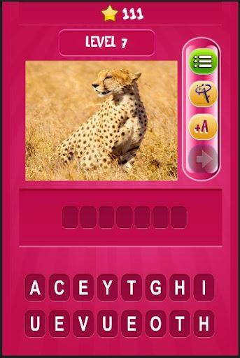 Kids Zoo Animals Picture Quiz
