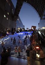 Photo: Ilta pimenee Kioton asemalla
