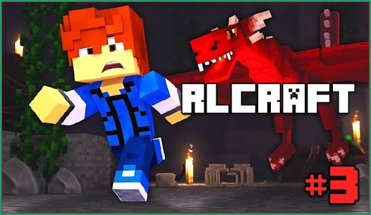 RLCraft Mod Apk Download [Latest] Free 3