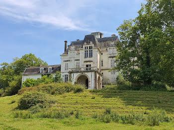 château à Saint-Palais (64)