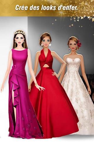 International Fashion Stylist: Model Design Studio  captures d'écran 2