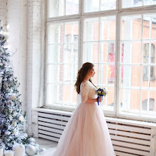 Wedding photographer Ekaterina Buneeva (ekaterinabuneeva). Photo of 24.12.2017