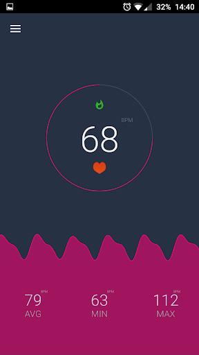 Heart Rate Monitor  screenshots 1