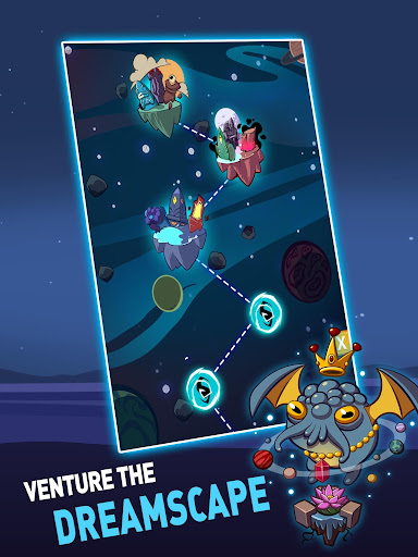 Tap Temple: Monster Clicker Idle Game apkmr screenshots 11