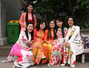 Photo: Day 232 - Celebrating Their Graduation, Ha Noi (Vietnam)