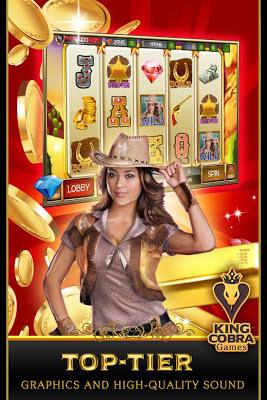 Golden Horseshoe Slots - screenshot