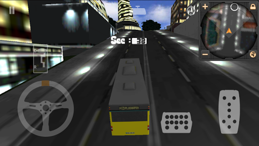 Night Bus Simulator 2015