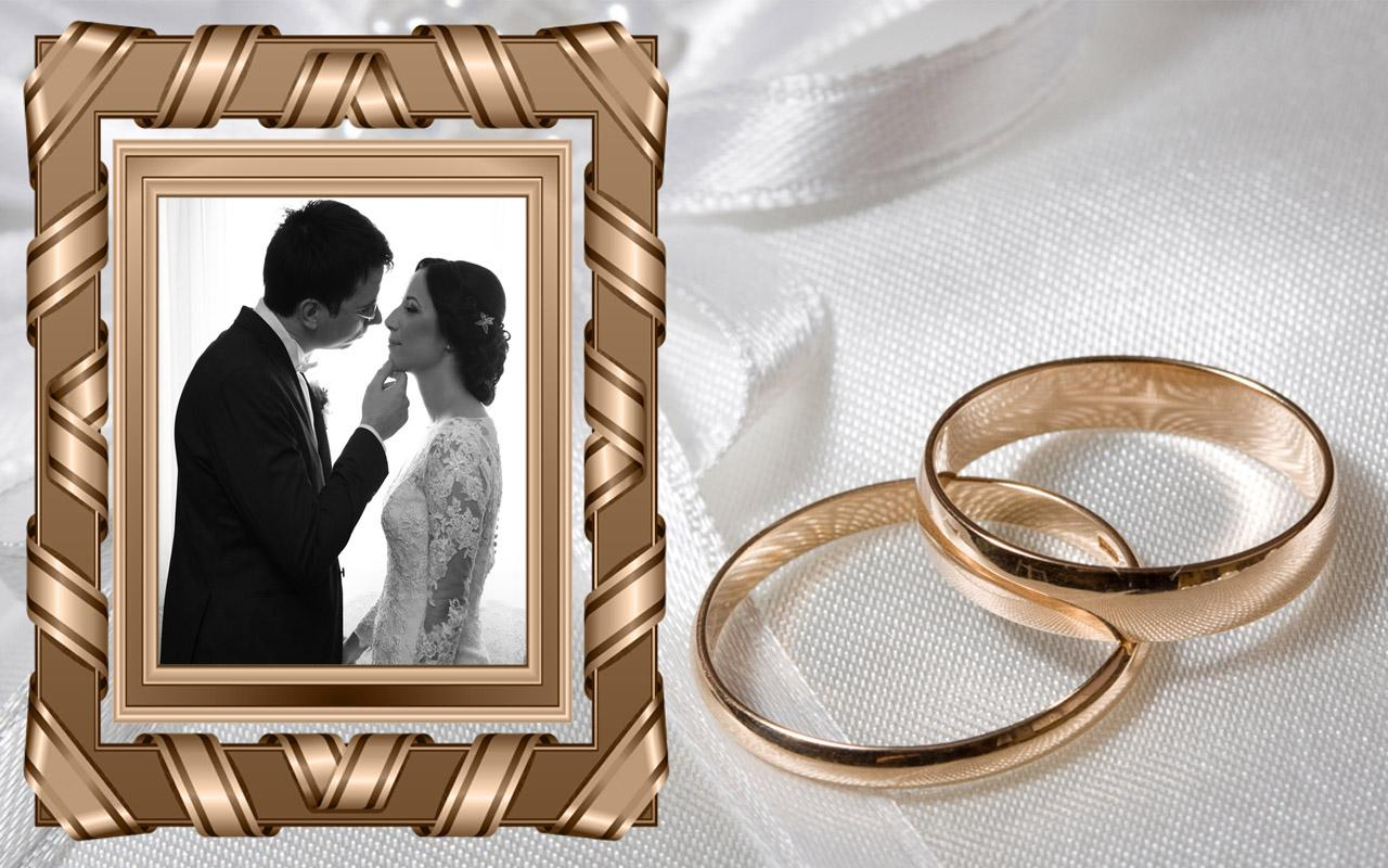 wedding photo editor frames screenshot