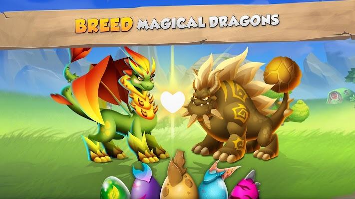 Dragon City - screenshot