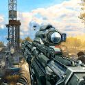 Free Commando Sniper Shooting 3D Offline Game icon