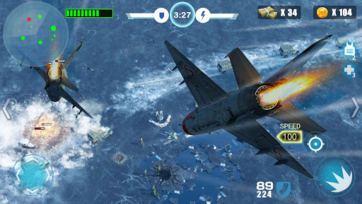 Air Fighter War - New recommended Thunder Shooting download 1