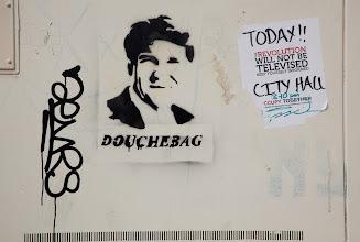 Photo: Rick Perry Political StreetArt - Austin, Texas