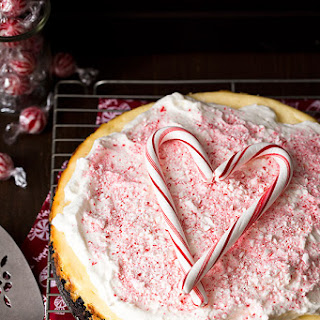 No Bake Peppermint Cheesecake Recipes.