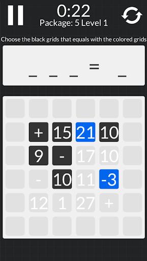 Infinitus Algebraica 12.0 screenshots 2