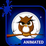 Cute Owl Animated Keyboard