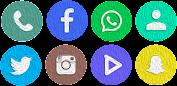 Cirgus - Icon Pack Aplikácie pre Android screenshot