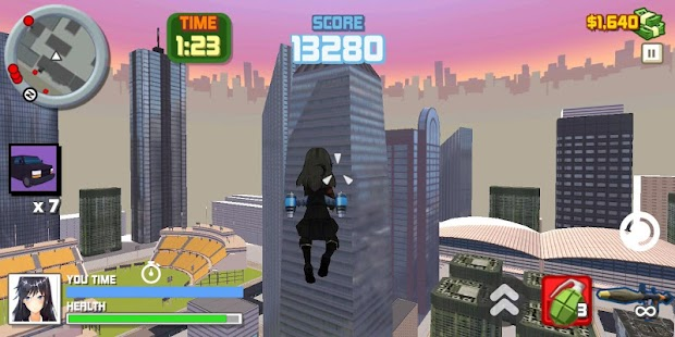 Ruin city Screenshot