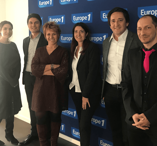 LA franchise à EUROPE 1