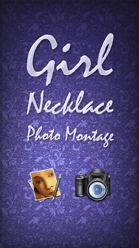 免費下載攝影APP|女孩的项链照片蒙太奇 app開箱文|APP開箱王