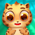 Animatch Friends - cute match 3 Free puzzle game icon