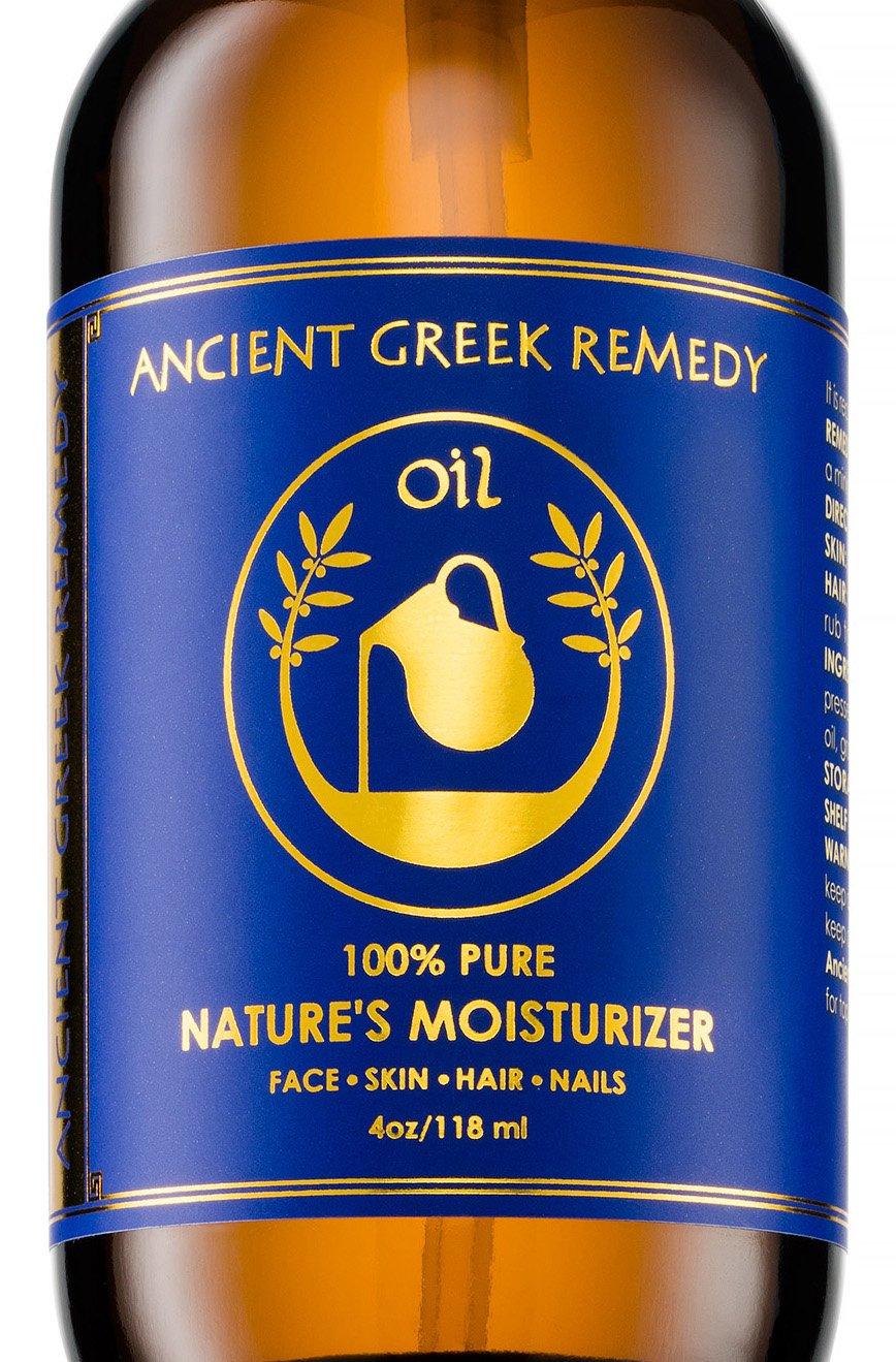 Ancient Greek Remedy Organic Blend Moisturiser