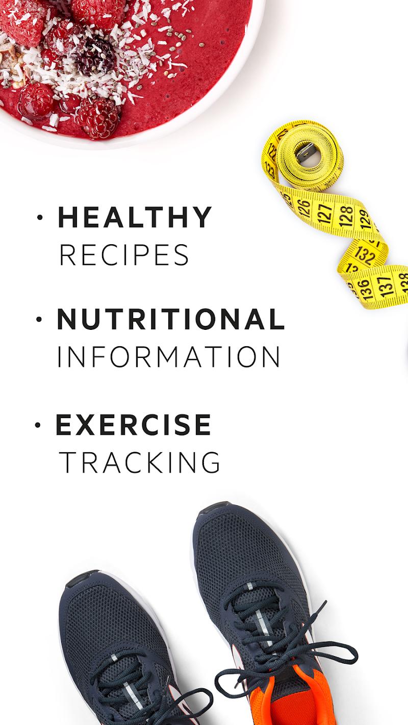 Lifesum - Diet Plan, Calorie Counter & Food Diary Screenshot 1
