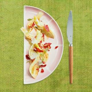 Fenchel Mit Prosciutto & Parmesan Recipe
