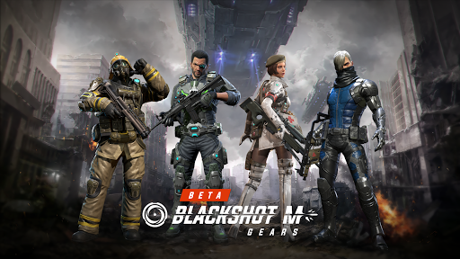 BlackShot M : Gears  captures d'écran 1
