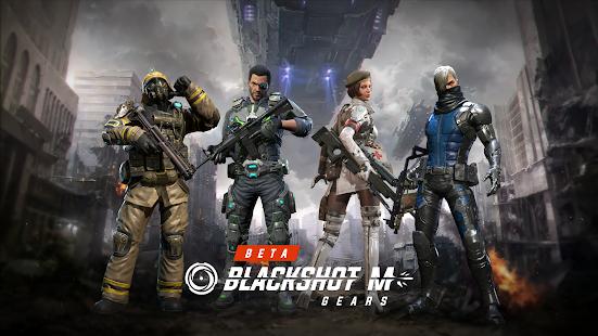 BlackShot M : Gears 1