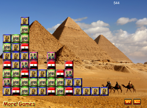 Egyptian Cube Crusher FREE