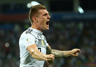 Toni Kroos veut poursuivre sa carrière au Real Madrid trois saisons de plus au moins