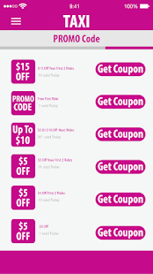 Taxi promo code / How to make a dorm room cooler