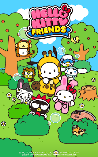 Hello Kitty Friends 1.7.0 screenshots 14