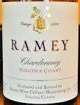 Ramey Sonoma Coast Chardonnay