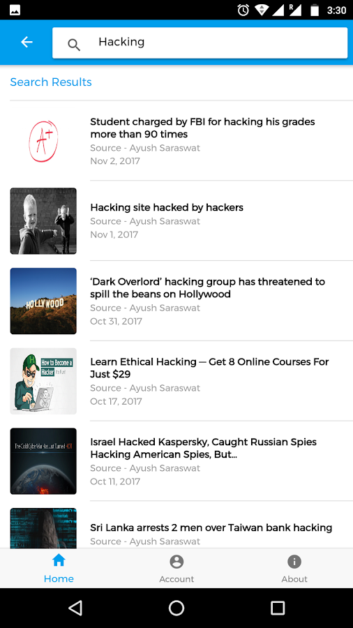 Professional Hackers India- screenshot