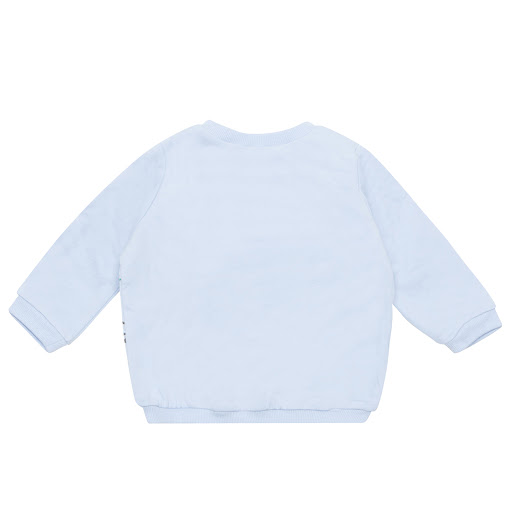 Thumbnail images of Kenzo Kids Blue Tiger Sweatshirt