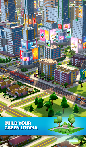 Citytopia [Mod] Apk - Thiết kế thành phố đặc biệt