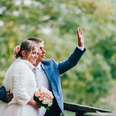 Wedding photographer Vika Zhizheva (vikazhizheva). Photo of 10.10.2016