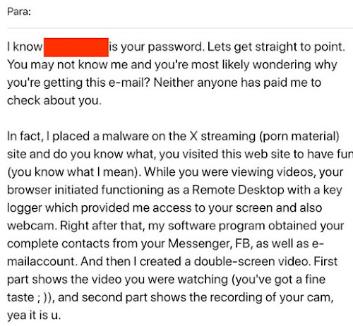 Seguridad Conquista internet