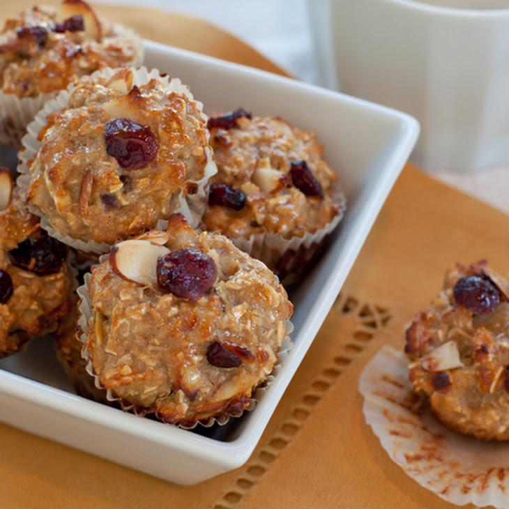 High Protein Breakfast Granola Bites