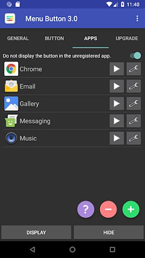 Menu Button (No root) 5.1 Screenshots 4