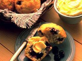 Prize Winning Blueberry Muffins Recipe