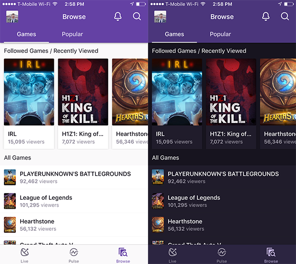 how to change twitch name on mobile app