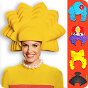 Wig Hairstyle Photo Editor - Halloween Wig icon