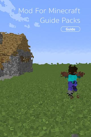 Mod For Minecraft Guide Packs